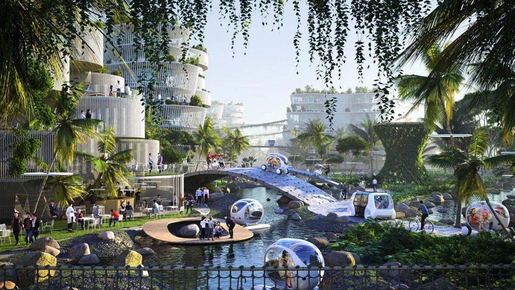biodivercity città ecosostenibili autonome
