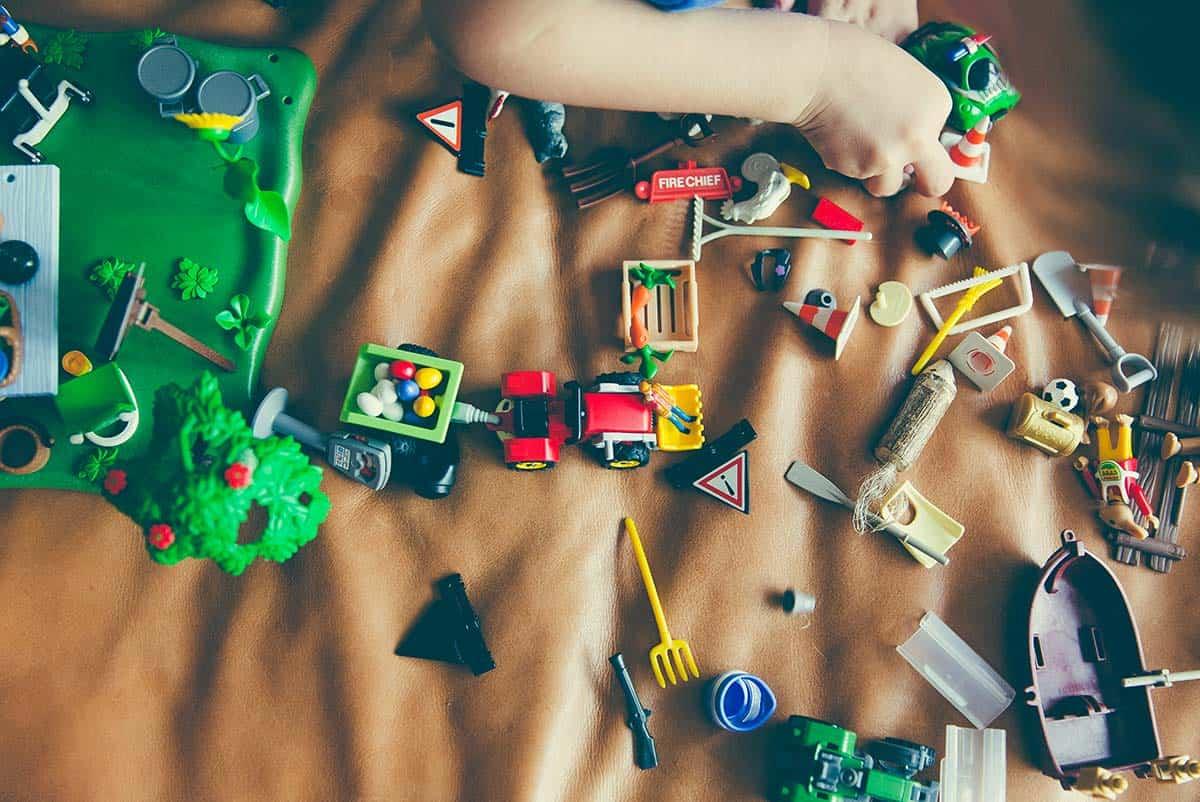 Perché acquistare giocattoli ecologici