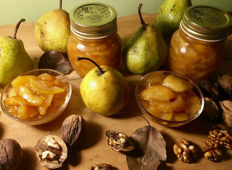 ingredienti per mostarde verona