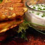 ricetta frittelle verdure