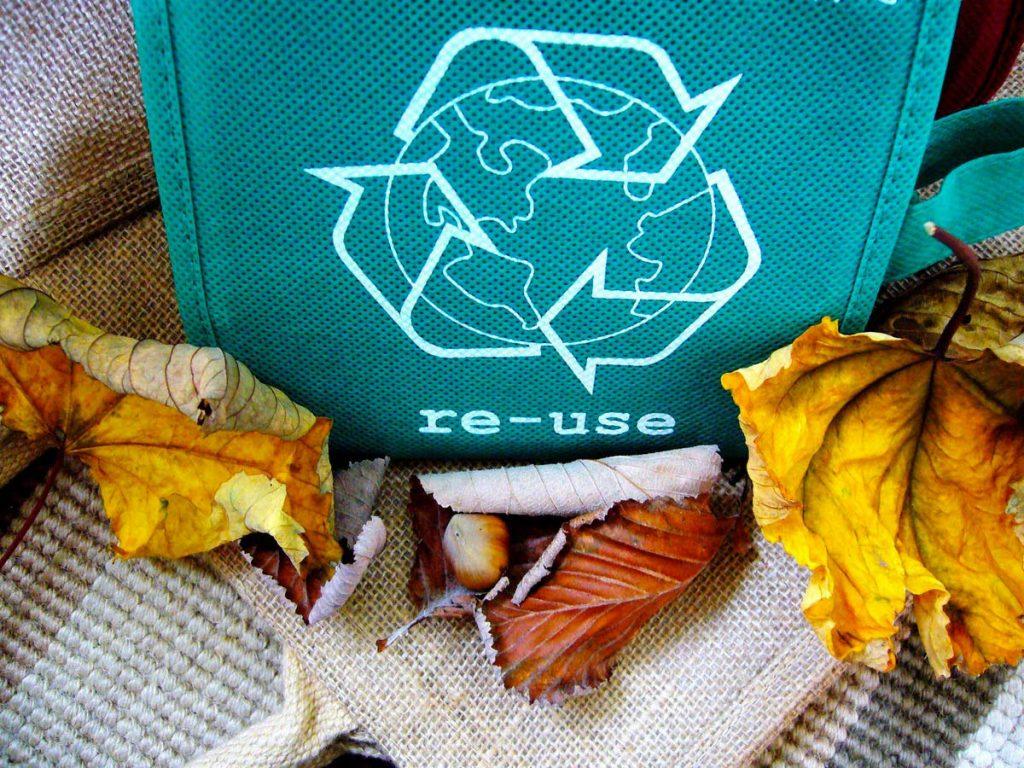 riciclare riusare ridurre